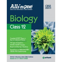 CBSE All in One Biology Class 12 2020-21