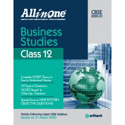 CBSE All in One Business Studies Class 12 2020-21