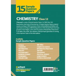 Arihant i Succeed 15 Sample Question Paper Chemistry Class