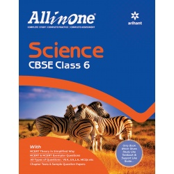 CBSE All In One Science Class 6