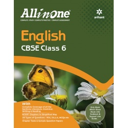 CBSE All In One English Class 6