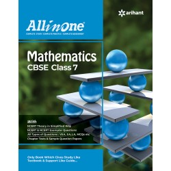 CBSE All in One Mathematics Class VII