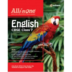 CBSE All in One English Class VII