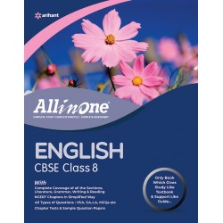 CBSE All in One English Class VIII