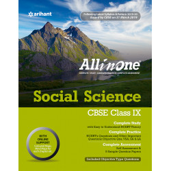CBSE All in One Social Science class IX