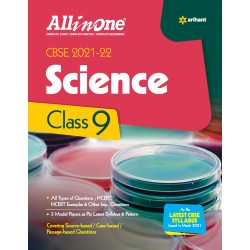 CBSE All in One Science class 9 2021-22
