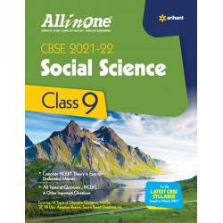 CBSE All in One Social Science class 9 2021-22