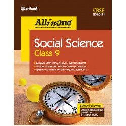 CBSE All in One Social Science class 9 2020-21