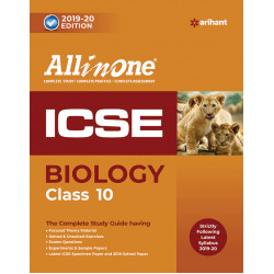 All In One ICSE Biology Class 10 2019-20