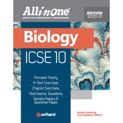 All In One ICSE Biology Class 10 2020-21