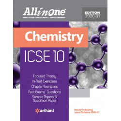 All In One ICSE Chemistry Class 10 2020-21