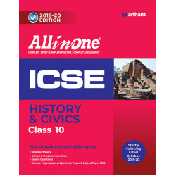All In One ICSE History & Civics Class 10 2019-20