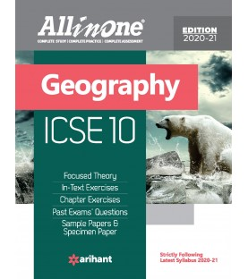 All In One ICSE Geography Class 10 2020-21