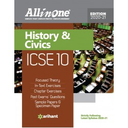 All In One ICSE History and Civics Class 10 2020-21