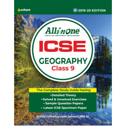 All In One ICSE Geography Class 9  2019-20