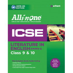 All in One ICSE English Language (Paper-II) Class 9 & 10