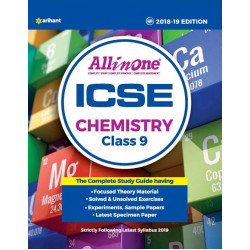 All In One ICSE Chemistry Class 9 2019-20