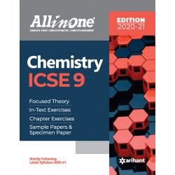 All In One ICSE Chemistry Class 9 2020-21