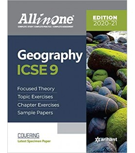 All In One ICSE Geography Class 9  2020-21