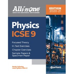 All In One ICSE Physics Class 9  2020-21