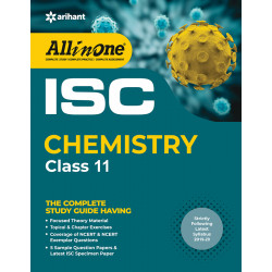 All In One ISC Chemistry Class 11 2019-20