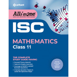 All In One ISC Mathematics Class 11 2019-20