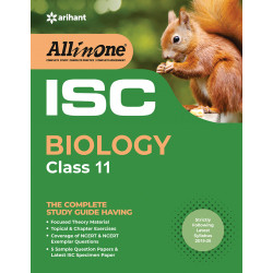 All In One ISC Biology Class 11 2019-20