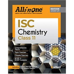 All In One ISC Chemistry Class 11 2020-21
