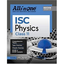 All In One ISC Physics Class 11  2020-21