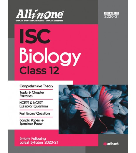 All In One ISC Biology Class 12  2020-21
