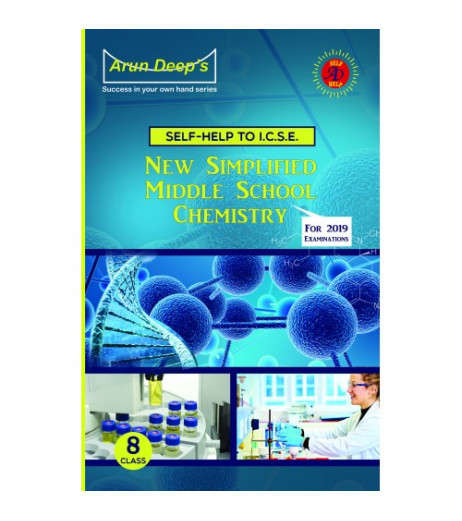 Arun Deep'S Self-Help to I.C.S.E Simplified Chemistry (Allied) 8