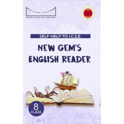 Arun Deep'S Self-Help to New Gem's English Reader Class 8