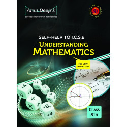 Arun Deep'S Self-Help to I.C.S.E. Understanding Mathematics