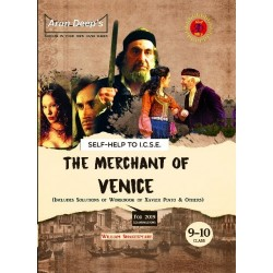 Arun Deep's Self-Help to I.C.S.E The Merchant of Venice