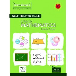 Arun Deep'S Self-Help to I.C.S.E. Concise Mathematics