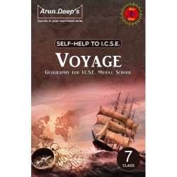 Arun Deep'S Self-Help to I.C.S.E. Voyage 7