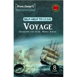 Arun Deep'S Self-Help to I.C.S.E. Voyage 8