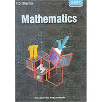 Mathematics for Class 10 by R D Sharma 2019-20