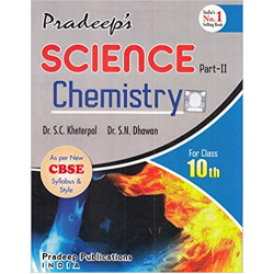 Pardeep's Science Chemistry Part-2 for Class 10th