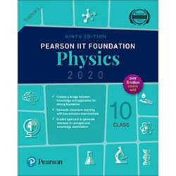 Pearson IIT Foundation Series Physics Class 10 2020