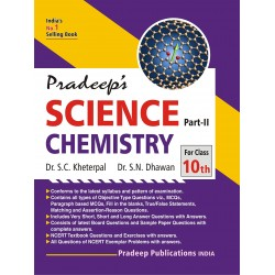 Pardeep's Science Chemistry Part-2 for Class 10 2020-21