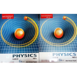 Modern ABC of Physics Class-11 Vol-1 & 2 By Uttam Narayan