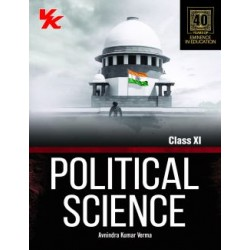 Political Science -VK for Class XI CBSE 2019-20