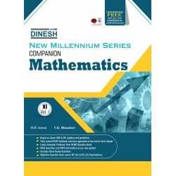 Dinesh New  Millennium Companion Mathematics Class 11 Vol-1