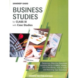 Business studies with case Studies Class 11