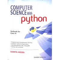 Computer Science with Python by Sumita Arora  for Class 11