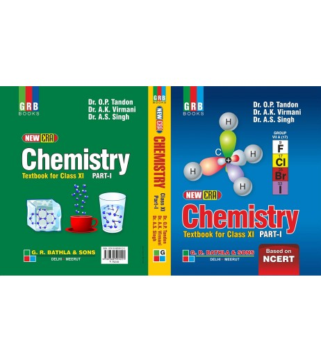 GRB New Era Chemistry Class 11 Part 1 By O P Tandon 2020-21