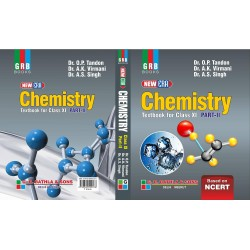 GRB New Era Chemistry Class 11 Part 2 By O P Tandon 2020-21