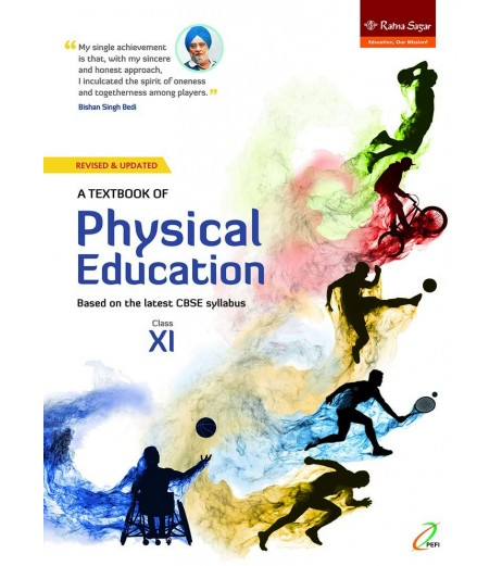 Text Book of Physical Education Class 11 CBSE 2020-21