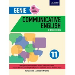 Oxford Communicative English for Class 11 with Free NCERT